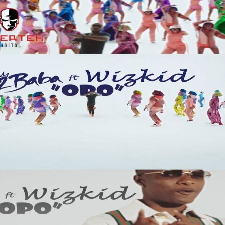 Video 2Baba Ft. Wizkid – Opo