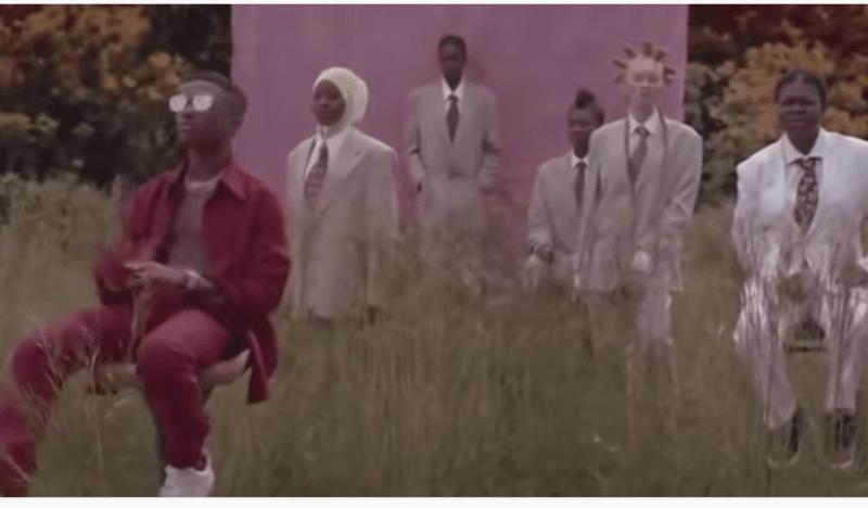 Video Beyonce Ft. Wizkid – Brown Skin Girl