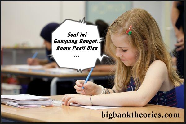 Contoh Soal Vocabulary Test Pilihan Ganda