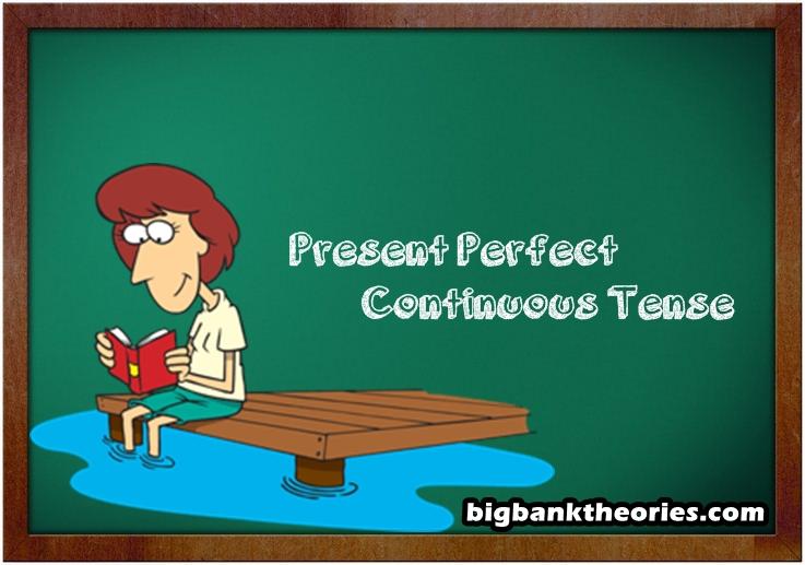 Contoh Kalimat Present Perfect Continuous Tense