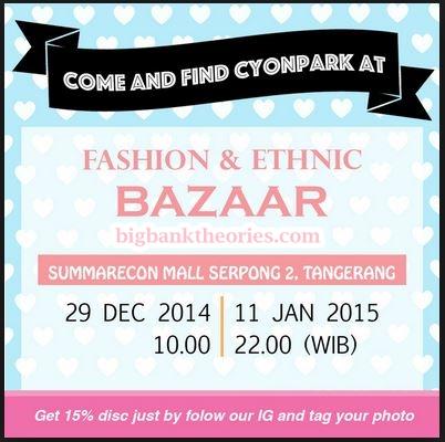 Contoh Announcement Tentang Bazaar