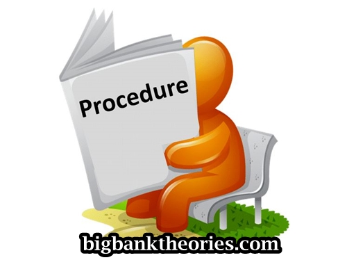 Procedure Text About How To Use Electronic Devices