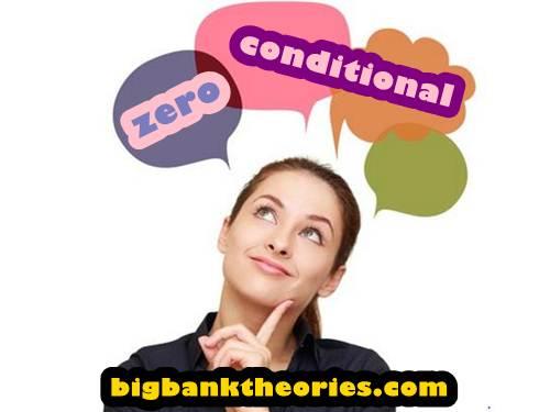 Pengertian Zero Conditional