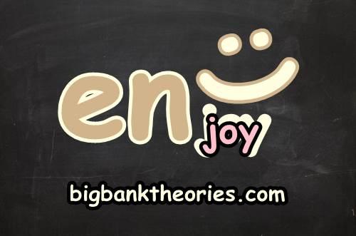 Pengertian Dan Penggunaan Kata Enjoy Dalam Bahasa Inggris