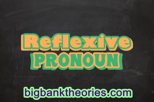 Macam Macam Reflexive Pronoun Dalam Bahasa Inggris