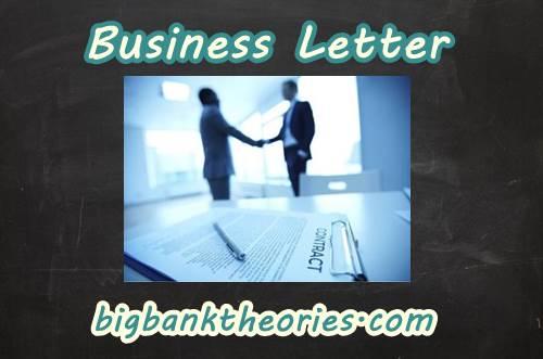 Contoh Surat Perjanjian Bisnis Dalam Bahasa Inggris