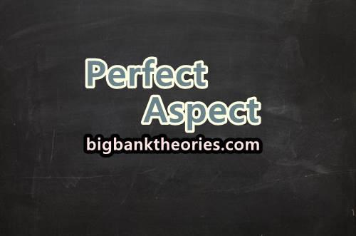 Contoh Kalimat Perfect Aspect