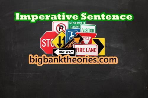 Contoh Penggunaan Imperative Sentence Sehari Hari