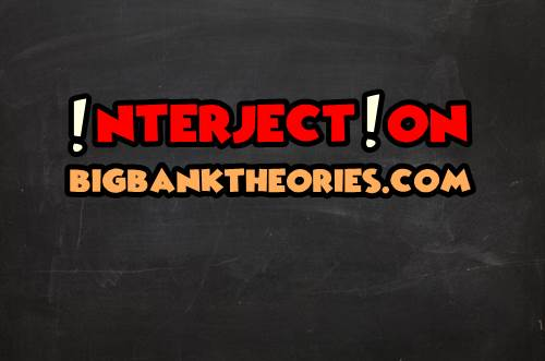 Contoh Penggunaan Interjection Dalam Percakapan