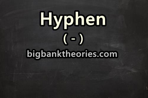 Fungsi Dan Contoh Penggunaan Tanda Baca Hyphen