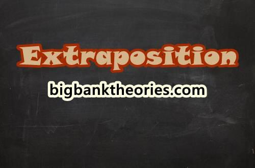 Extraposition Dalam Bahasa Inggris Dan Contoh Kalimatnya