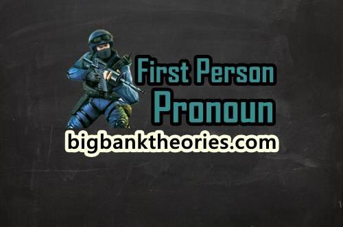 Pengertian Dan Contoh First Person Pronoun Dalam Bahasa Inggris