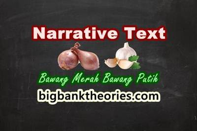 Cerita Rakyat Bawang Merah Bawang Putih Dalam Bahasa Inggris