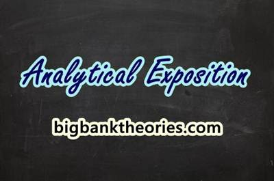 Pengertian Analytical Exposition Text Beserta Generic Structure Dan Language Feature nya
