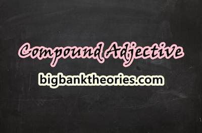 Compound Adjective In English