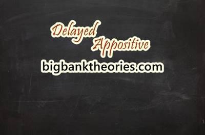 Delayed Appositive Dalam Bahasa Inggris Beserta Contohnya