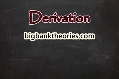 Berbagai Macam Derivation Dalam Bahasa Inggris Dan Contohnya
