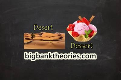 Perbedaan Desert Dan Dessert Serta Cara Mudah Mengingatnya