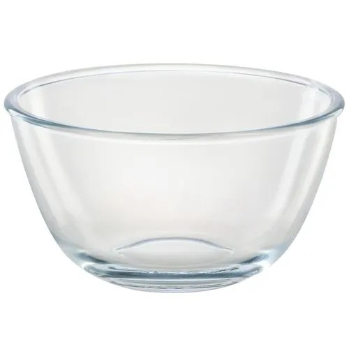 borosil select glass mixing bowl with lid oven microwave safe iybpl020317 2 pcs 1 3l 1 7l