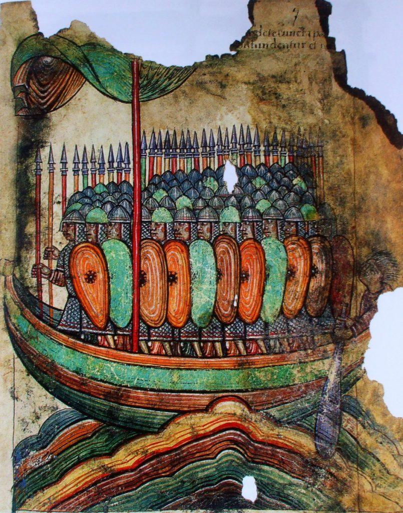 Viking Drakar