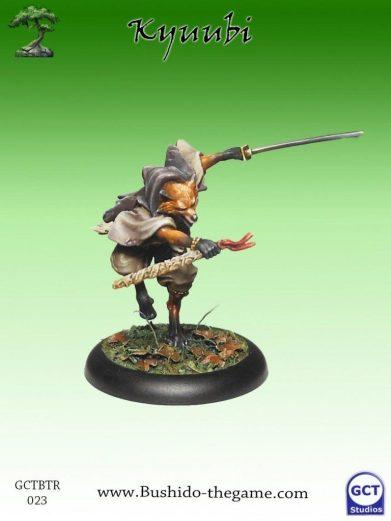 The Lone Swordsman (3)