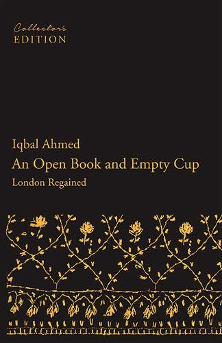 An Open Book and Empty Cup