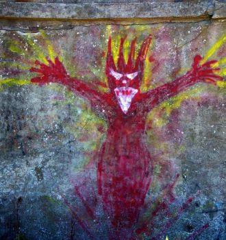 Saltburn Demon
