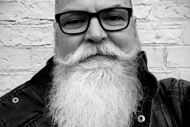 Big Bearded Bookseller