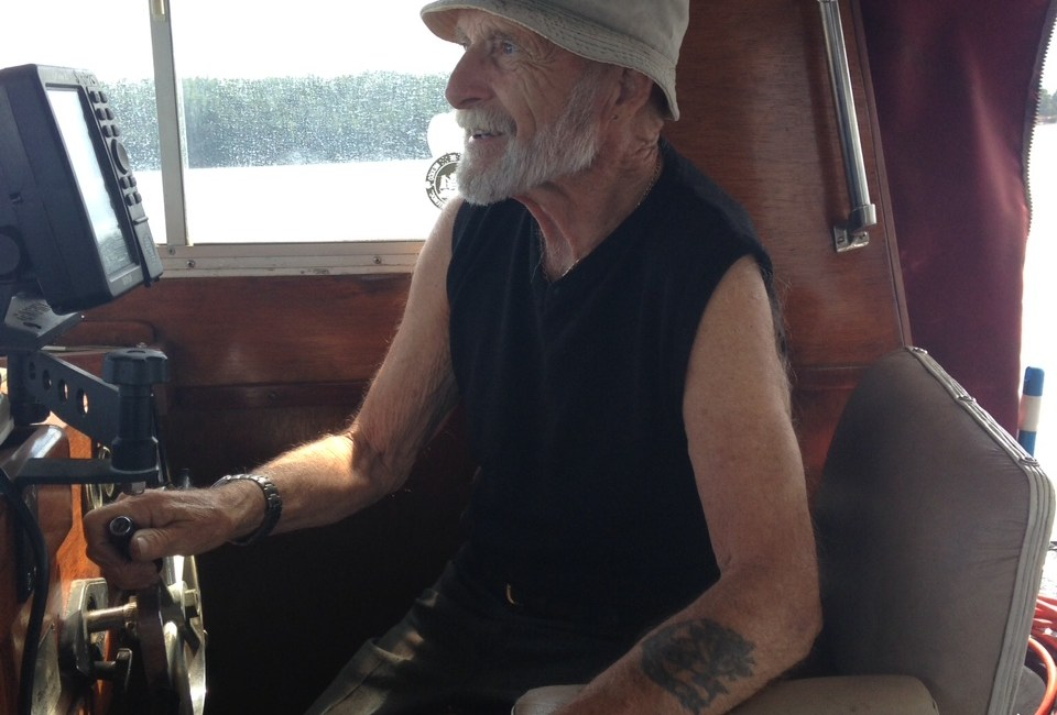 My Old Man and The Sea – My Hero!