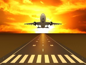 Big Bear runway