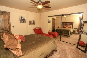 Finch Retreat Bedroom