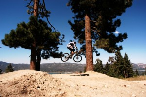 Big Bear mountain bike