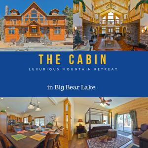 Big Bear Cabin Retreat