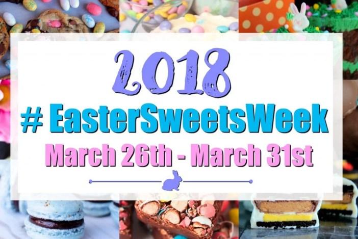 #EasterSweetsWeek Logo