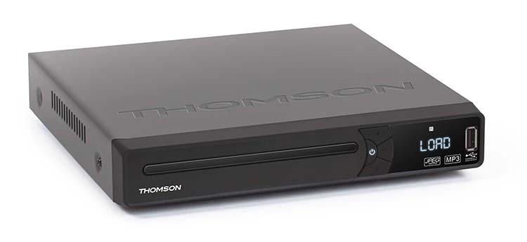 DVD Player DVD130H THOMSON Bigben EN Audio Gaming Smartphone Amp Tablet Accessories