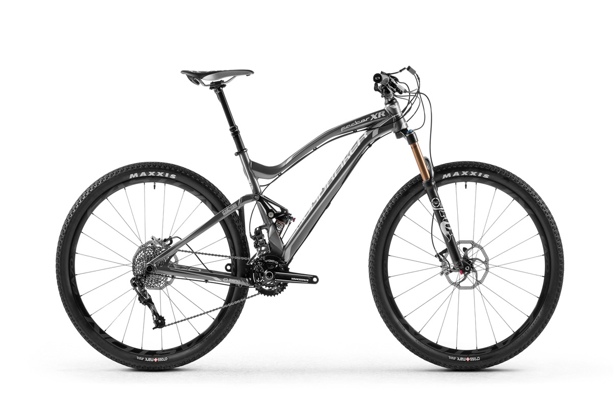 Test Vtt Mondraker Factor Xr Velo All Mountain