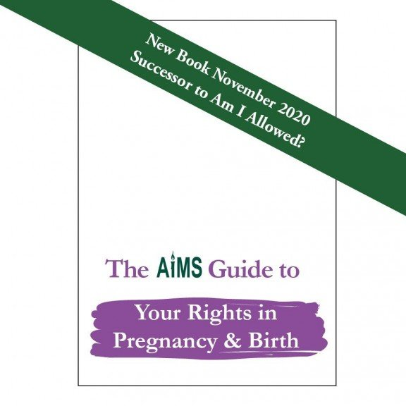 Front cover for The AIMS Guide