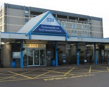 Basingstoke and North Hampshire Hospital