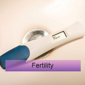 a negative pregnancy test - research and guidelines on fertility