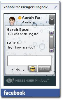 Pingbox for Facebook