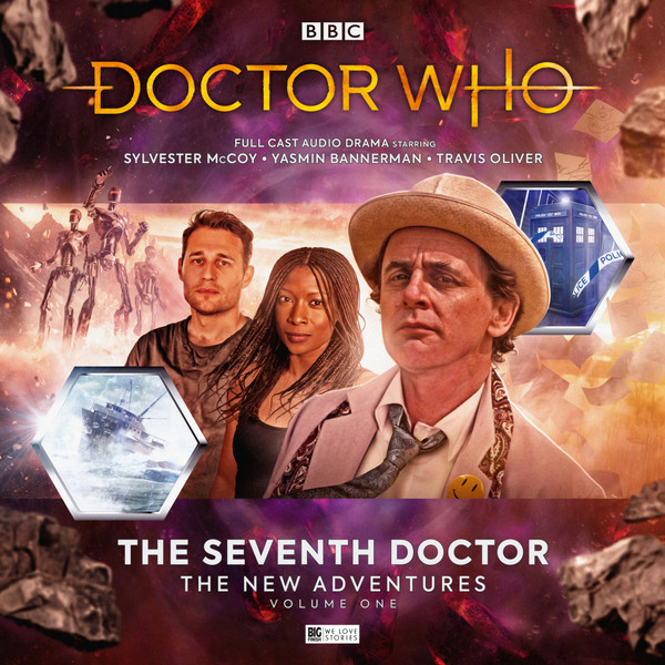 The Seventh Doctor - The New Adventures: Volume One
