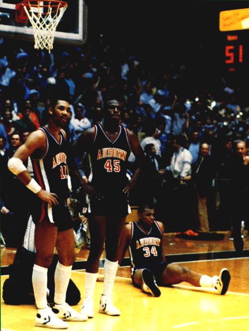 Kentucky Vs Auburn March 10 1984