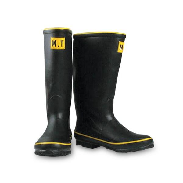 รองเท้านิรภัยรุ่นMT07สีดำ16นิ้ว