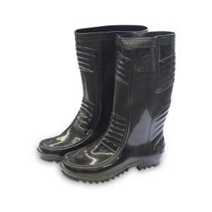 รองเท้าบู๊ทA3000สีดำ