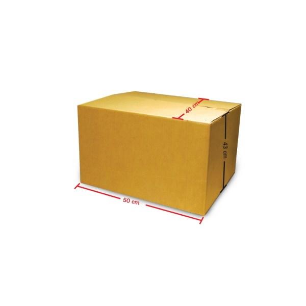 กล่องฝาชน เบอร์ L+13 ไม่พิมพ์
