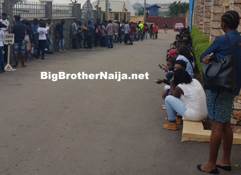 Big Brother Naija 2017 Auditions Photos