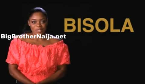 Bisola Aiyeola's Biography On Big Brother Naija Season 2