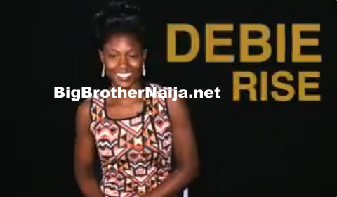 Debie-Rise Oluwarise Deborah Ebun's Big Brother Naija Season 2 Biography