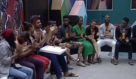Big Brother Naija 2017 Housemates Win 100% Wager In The First Week