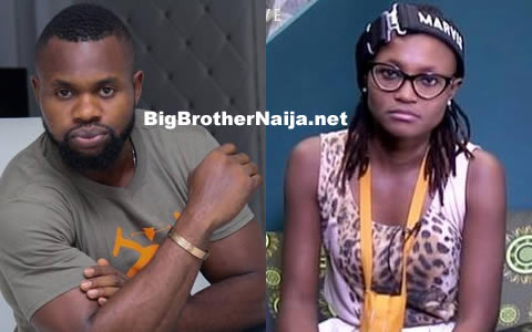 Big Brother Naija 2017 Day 29, Kemen Is Issued With A Strike
